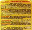 Pij i chudnij - Kuracja wspierająca odchudzanie Ojca A. Cz. Klimuszko (zapas na dwa miesiące)