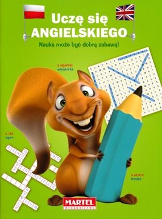 Uczę się angielskiego. Nauka może być dobrą zabawą. Książeczka zielona