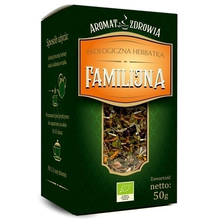 Herbatka Familijna (sypana, 50g)