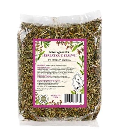 Herbatka z szałwii wg Rudolfa Breussa : Zioła