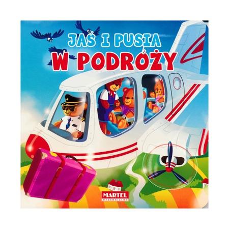 Jaś i Pusia w podróży : Dla dzieci