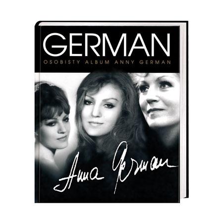 German. Osobisty album Anny German - Marzena Baranowska : Biografia