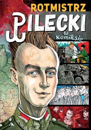 Rotmistrz Pilecki w komiksie - Paweł Kołodziejski : Dla dzieci