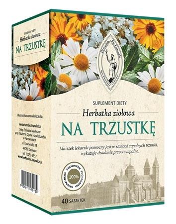 Herbatka ziołowa na trzustkę, 120 g (fix)