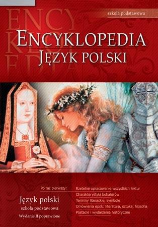 Encyklopedia szkolna - język polski - szkoła podstawowa : Podręczniki szkolne