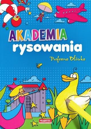 Akademia rysowania profesora Ołówka : Dla dzieci