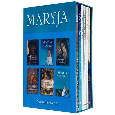 Maryja. Komplet 6 albumów w etui