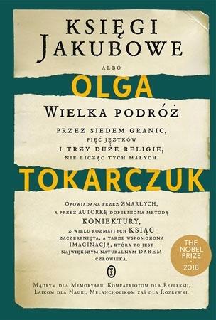 Księga Jakubowe - Olga Tokarczuk : Proza polska