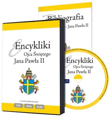 Encykliki Jana Pawła II. Bibliografia plus e-book (epub, mobi, pdf) : Nauczanie Kościoła
