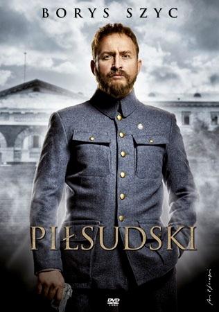 Piłsudski. Film DVD