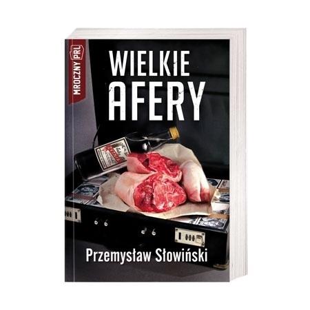 Wielkie afery - Przemysław Słomiński : Historia PRL