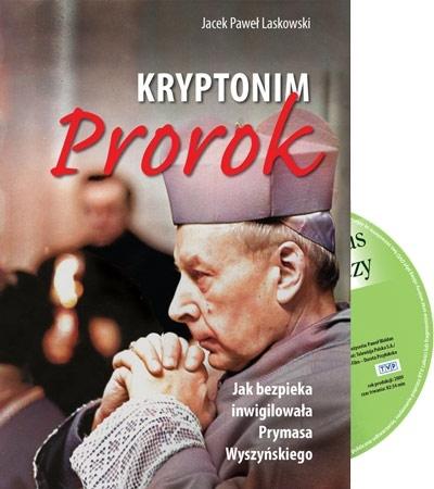 Kryptonim: Prorok. Książka z płytą DVD - Jacek P. Laskowski : Biografia