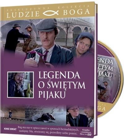 Legenda o świętym pijaku. Film DVD