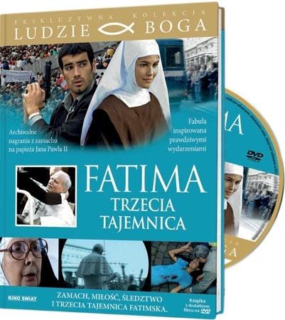 Fatima. Trzecia Tajemnica. Książeczka z płytą DVD