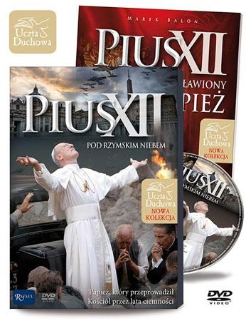 Pius XII. Zniesławiony papież. Pod rzymskim niebem. Film DVD