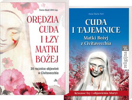 Picture of Maryja z Civitavecchia - komplet 2 książek