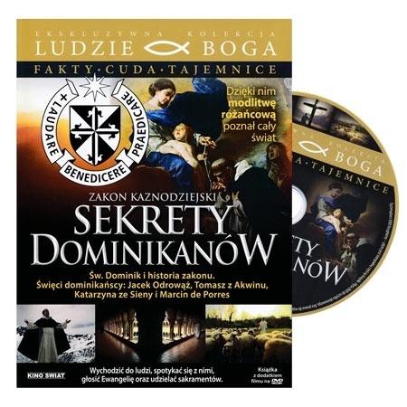 Sekrety Dominikanów. Film DVD : Seria: Ludzie Boga