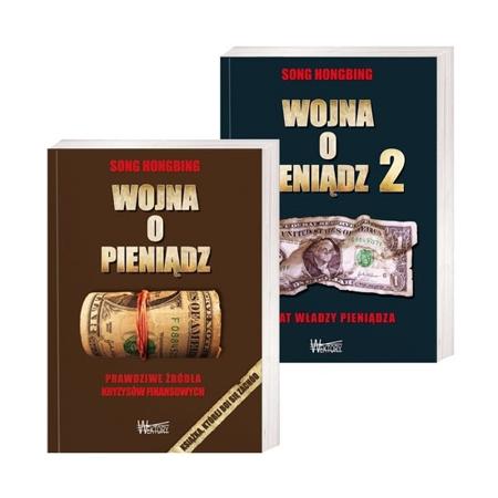 Wojna o pieniądz - Song Hongbing : Książka
