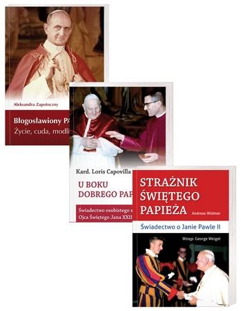 Świadectwa o świętych papieżach