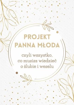 Picture of Projekt panna młoda. Notatnik na spirali