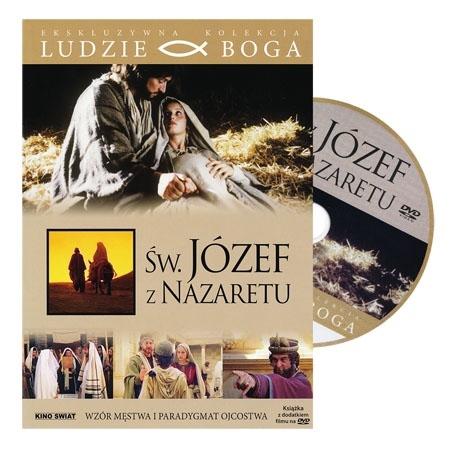 Św. Józef z Nazaretu. Film DVD