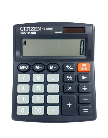 Kalkulator Citizen SDC-812NR