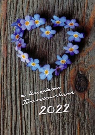 2022 z księdzem Twardowskim - Niezapominajki : Kalendarz