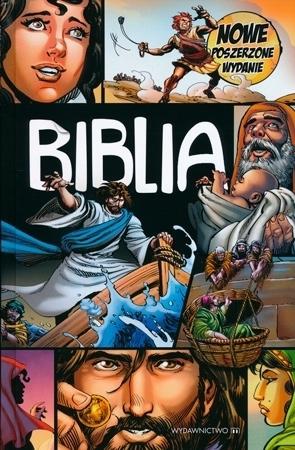 Biblia Komiks - wyd. nowe, poszerzone